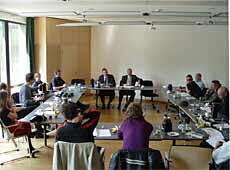 Produkt & Vision: Workshop bei Cornelsen im April 2005